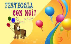 Festeggia con noi il tuo compleanno!